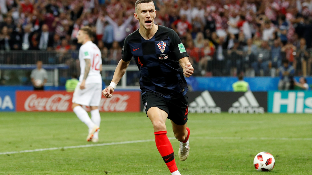 Ivan Perisic (Croatia) | The 29-year-old mercurial midfielder operates down the flanks for Croatia and along with his speed and creativity he has distinguished himself for his physical style of play. Never one to back out of a challenge the combative midfielder was the main spark in Croatia's comeback win against England scoring the equaliser before winning the ball in the air to set up Mandzukic for the winning goal. Perisic also had seven shots in that game, four more than any other player on the night with one effort rattling the woodwork. (Image – Reuters)