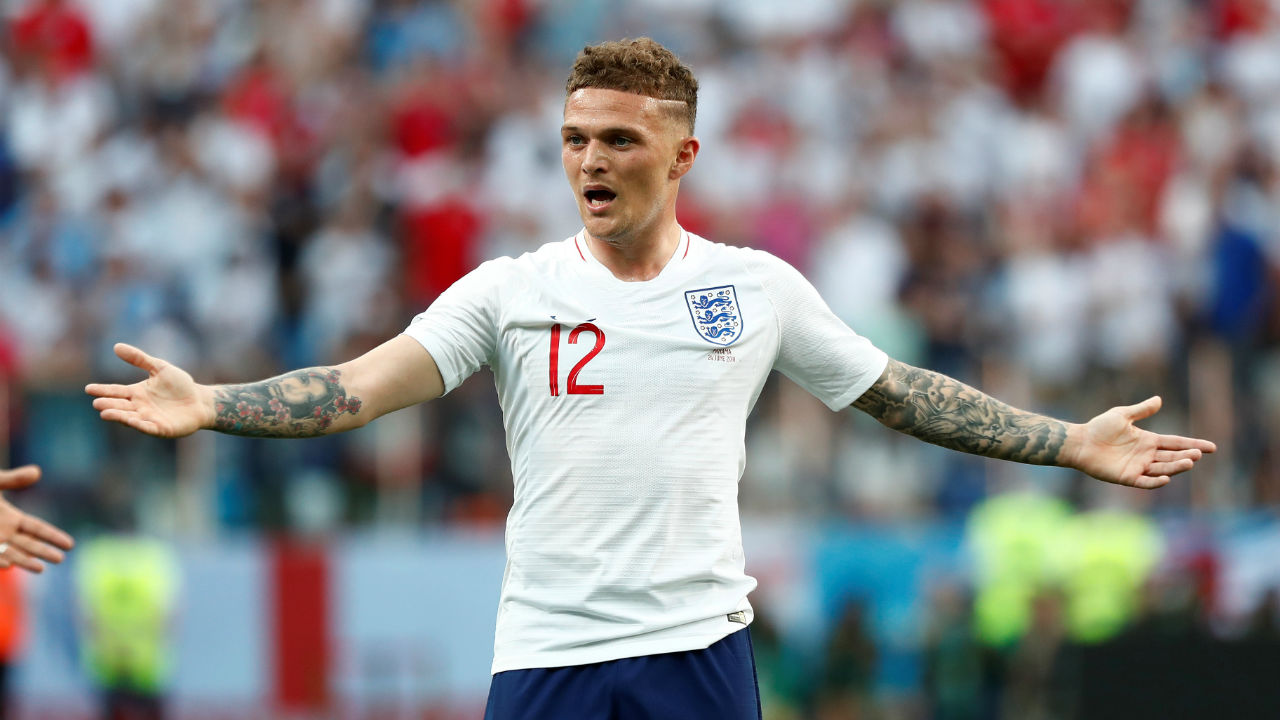 Kieran Trippier (England) | Until the World Cup few English fans had paid much attention to 27-year-old Trippier but over the course of four weeks in Russia he has emerged as one of the most vital players for the Three Lions. The accuracy of his crossing has drawn comparisons with a certain David Beckham and his free-kick goal against Croatia has only added weight to the nickname his teammates have taken to calling him viz. 'Bury Beckham'. Thanks to England's reliance on set pieces to score, the right-footed wing back with his pin point deliveries will continue to be an essential part of their plans for the future. (Image – Reuters)