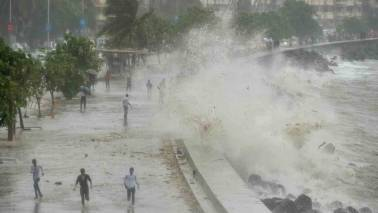 What goes around…comes around: Mumbai's reaction as the sea spews garbage on Marine Drive