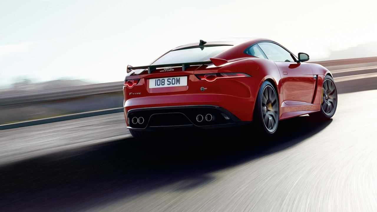 Remaining true to its lineage, the new 8-speed automatic F-Type can go from 0-100kmph in 5.7 seconds and boasts a top speed of 250kmph.