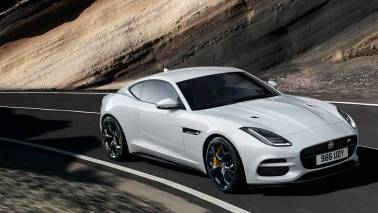 In pics: Jaguar launches a 'more affordable' variant of F -Type at Rs 90 lakh in India - here's a look