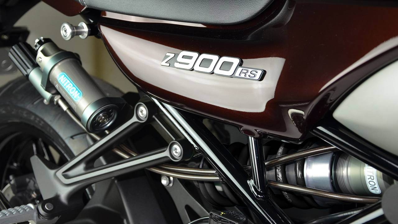 Paying homage to the legendary Kawasaki Z1, the Japanese bike maker's latest offering is powered by a liquid-cooled 900cc in-line four-cylinder engine, which was also featured on the Z900. But Kawasaki has tweaked the engine to produce more power at lower engine speeds.