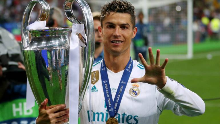 Cristiano ronaldo to make rs 970 crore in 4 years following move to during his time in madrid ronaldo was making around rs 3 crore a week and was reportedly unhappy with the wage gap he shared with barcelonas messi stopboris Gallery