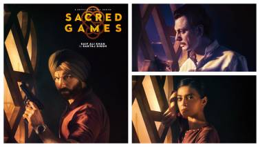 BJP IT Cell chief tweets scenes from Netflix series 'Sacred Games' to mock Congress
