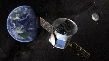 Japanese satellite blasts into space to deliver artificial meteors