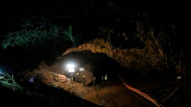 A Thai cave, an extraordinary tale and a captivated world