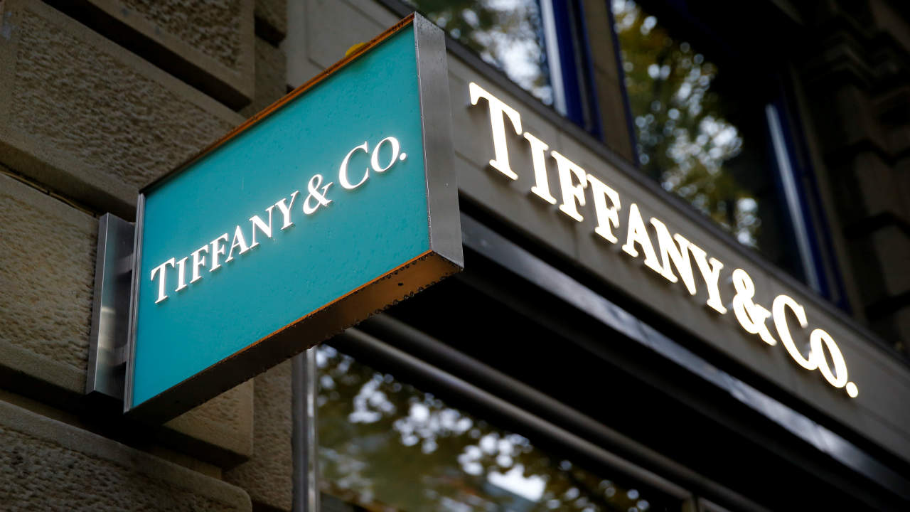 Answer: Tiffany (Image: Reuters)