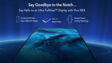 All-display Vivo Nex India launch on July 19; all you need to know about the smartphone
