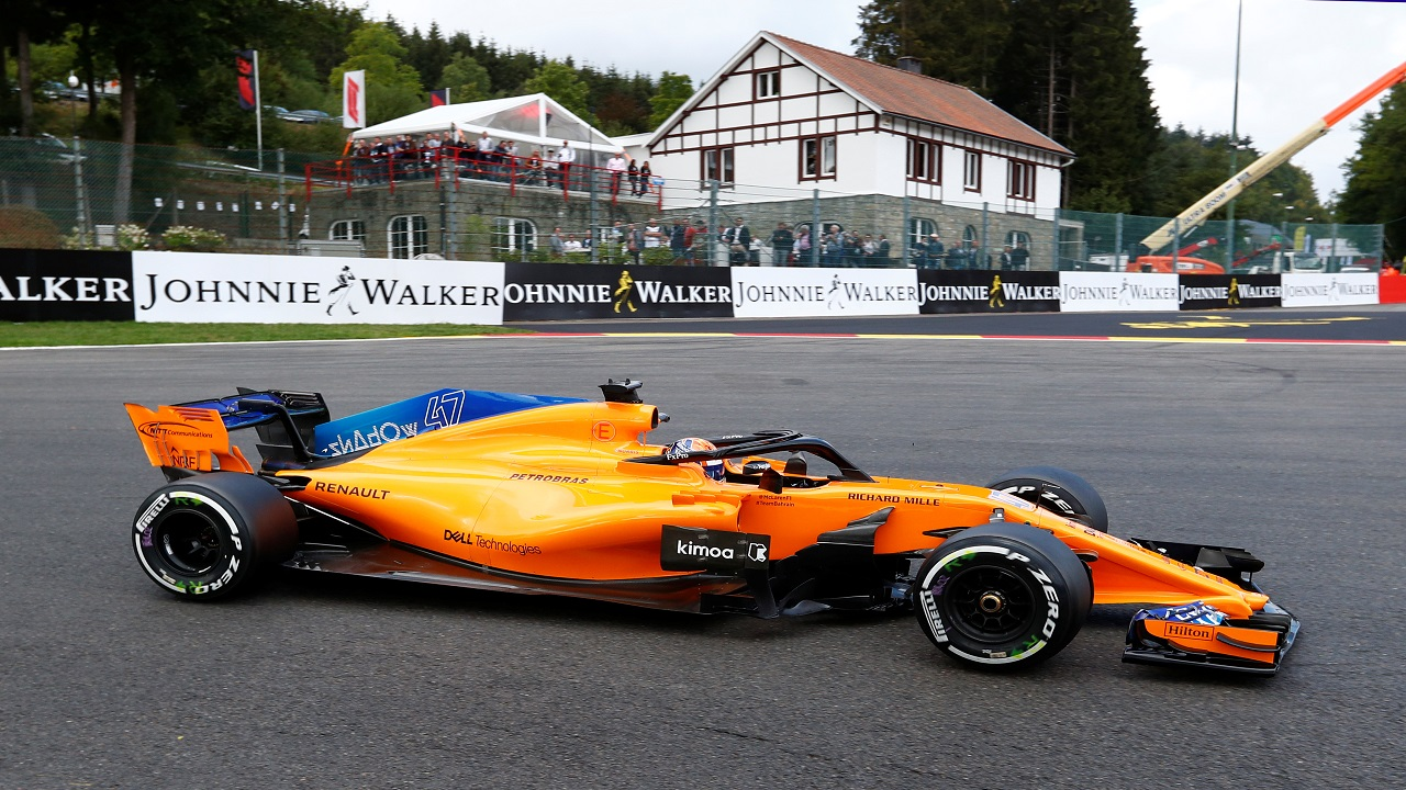 Formula One F1 - Belgian Grand Prix - Spa-Francorchamps, Stavelot, Belgium, McLaren's Fernando Alonso during practice. (Image: Reuters)