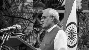 RIP Atal Bihari Vajpayee LIVE: PM Modi, others pay final tributes to former PM at BJP HQ