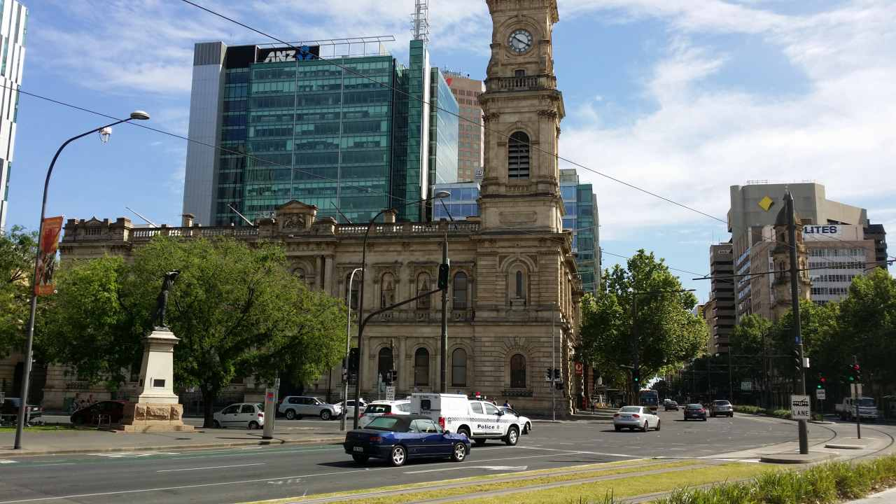 10) Adelaide, Australia | The capital city of the state of South Australia made it to the top 10 list of the most liveable cities in 2018, achieving a score of 96.6 percent. (Image: Wikimedia Commons)