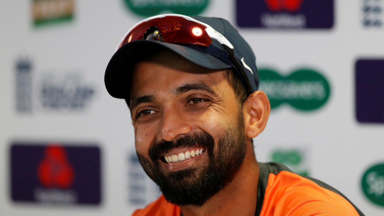"Ajinkya Rahane | The ""odd man"" of Indian Test cricket, Rahane performs well in foreign conditions. The cool and calm composed man will bring stability to the lower middle order (Image: Reuters)"