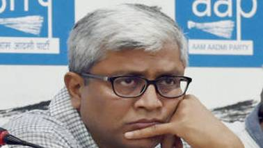 AAP leader Ashutosh resigns, party requests him to reconsider move