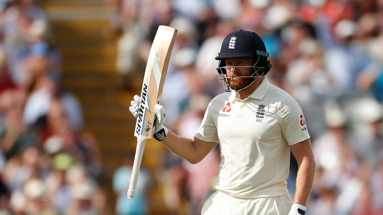 Jonny Bairstow scored a 50 too.(Picture:Reuters)