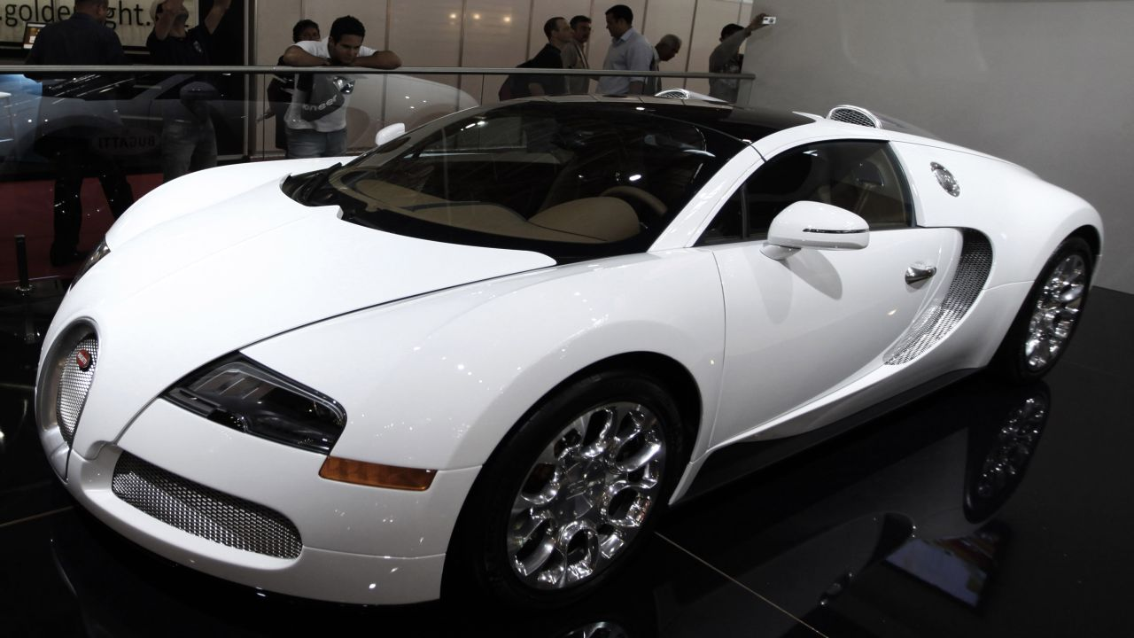 Bugatti says the tyres need to be changed every 4,000 km. A set of these fast burning rubbers cost another $30,000 (Rs 20.5 lakh). If you fancy SUV's, Mahindra's top-spec XUV500 retails for Rs 18.98 lakh ex-showroom. (Source: Reuters)