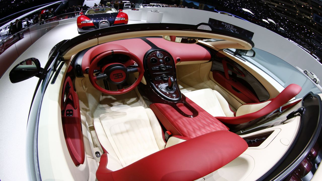People have also purchased custom leather interiors for the car amounting to $72,500 (Rs 49.9 lakh). Instead, buy an all new Jaguar XF starting at an ex-showroom price of Rs 47.5 lakh. (Source: Reuters)