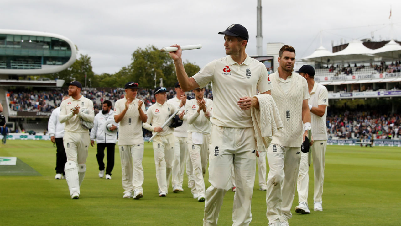 Chris Woakes finished the match with an unbeaten century and four wickets to his name. For his brilliant display with the bat and the ball he was adjudged Man of the Match. (Image-Reuters)