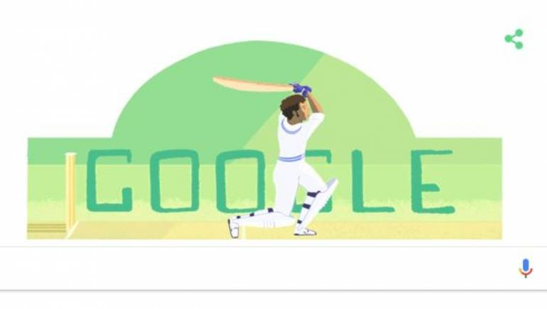 Google Doodle Of The Day Celebrates Cricket Legend Dilip Sardesai S 78th Birthday