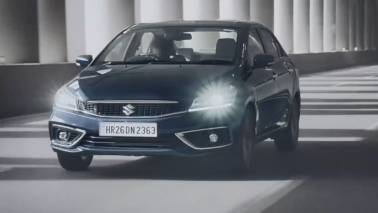 Maruti Suzuki launches new Ciaz Facelift priced at Rs 8.19 lakh