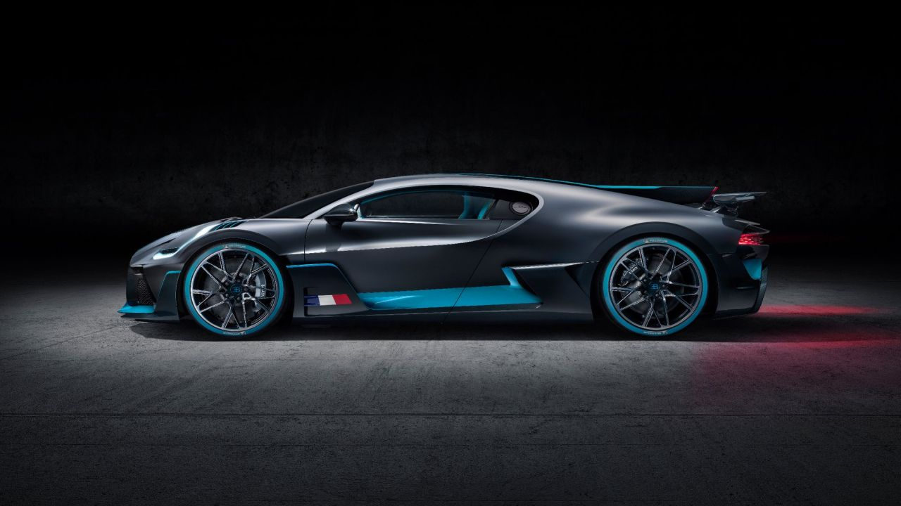 On Friday, Bugatti unveiled its latest supercar in Monterey, California. Christened Divo, this monster may be road legal but is built for the track (Source: Bugatti Facebook page)