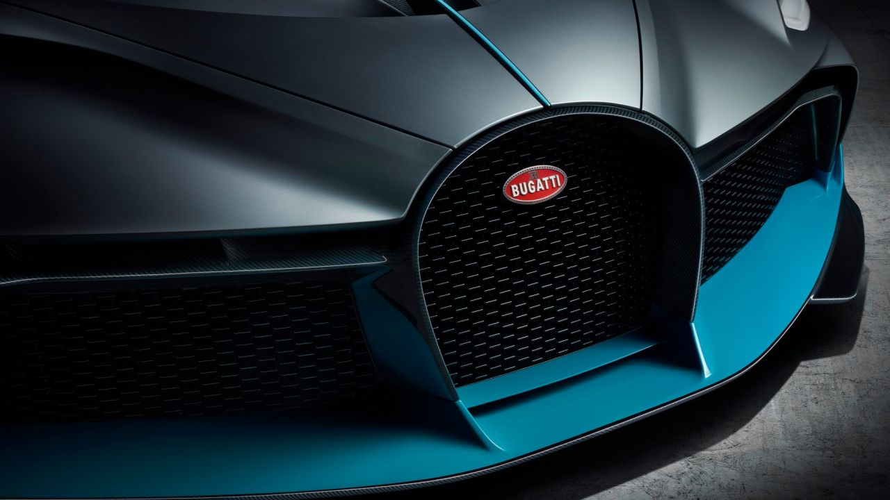 This means on a straight road, while the Divo will be slower but on a track, the Chiron won't be able to match up (Source: Bugatti Facebook page)