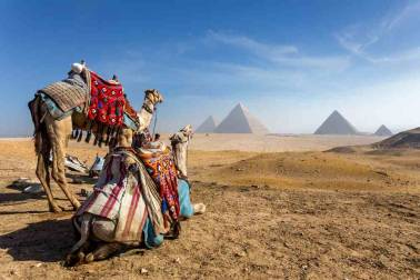 Explore Egypt: The land of pharaohs, pyramids, and the Nile