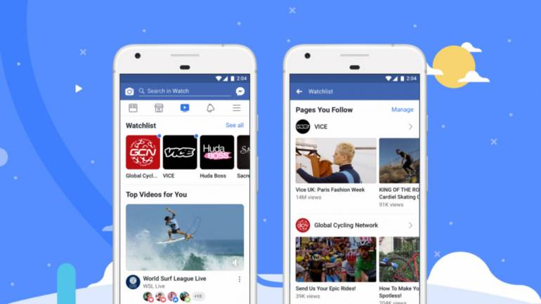 Facebook rolls out Watch video-on-demand service