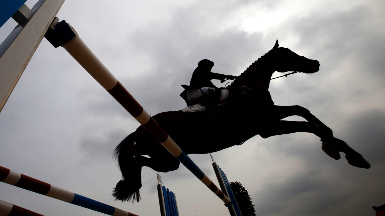 Fouaad Mirza | Eventing Individual - Equestrian | Silver (Image: Reuters)