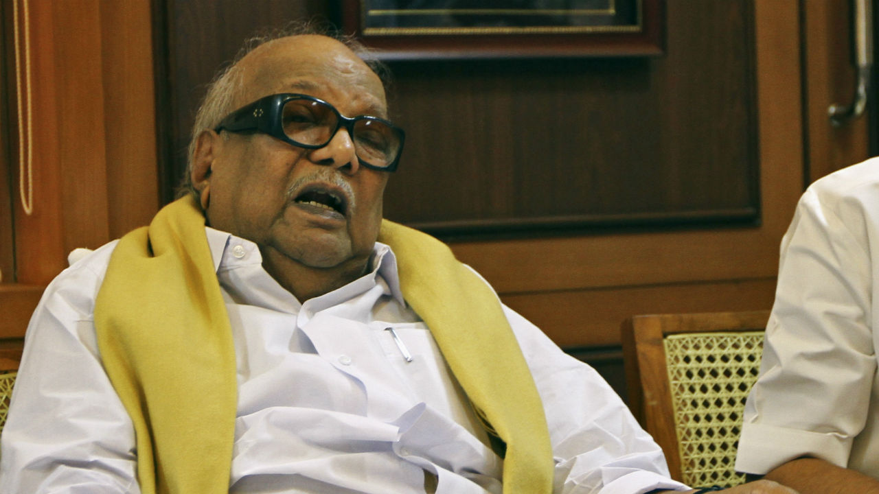 Leading Tamil Nadu   He assumed office of the Chief Minister of Tamil Nadu on five occasions. He first became the CM after his mentor CN Annadurai's death in 1969. Subsequently, he became the CM twice, but did not complete his term. Karunanidhi's first full term lasted from 1996 to 2001. His last term in power lasted from 2006 to 2011. (Image: Reuters)