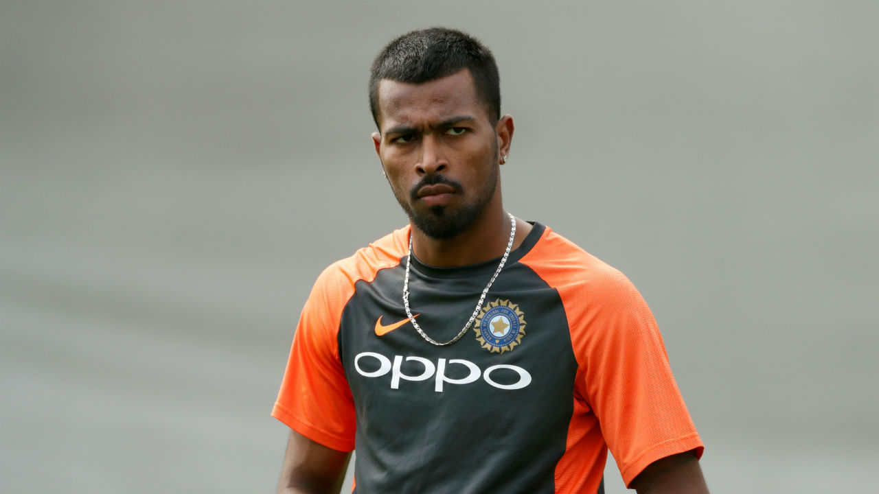 Hadrik Pandya | He will be expected to chip with both the bat and the ball. Quick runs from him would be an added bonus  (Image: Reuters)