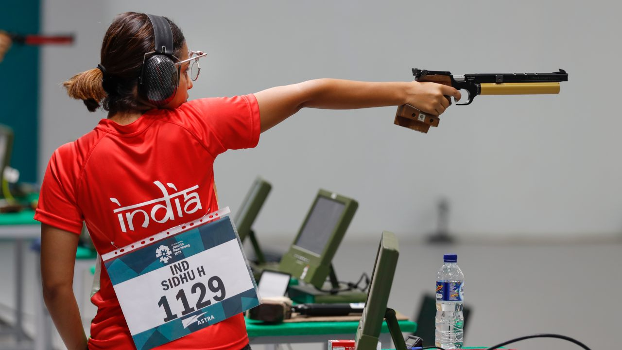 Heena Sidhu | 10m Air Pistol Women | Bronze (Image: AP)