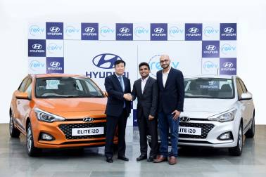 South Korea's Hyundai Motor to invest in Indian car-sharing service Revv