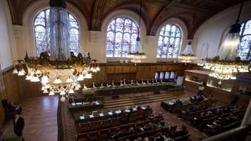 Didn't get any evidence that Pak ad-hoc judge is unable to exercise duties: ICJ
