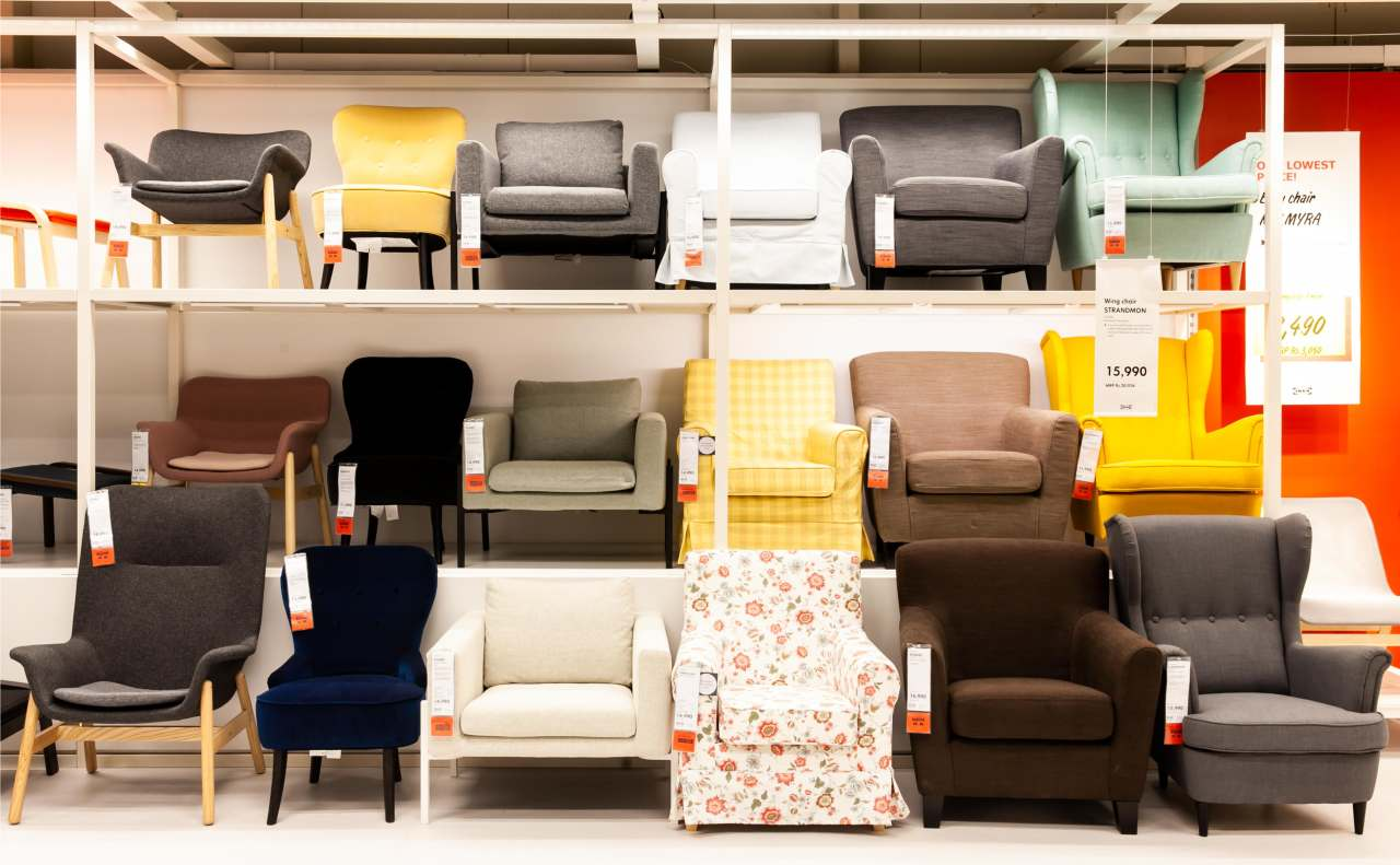 In pictures: Inside IKEA's first ever store in India that has just