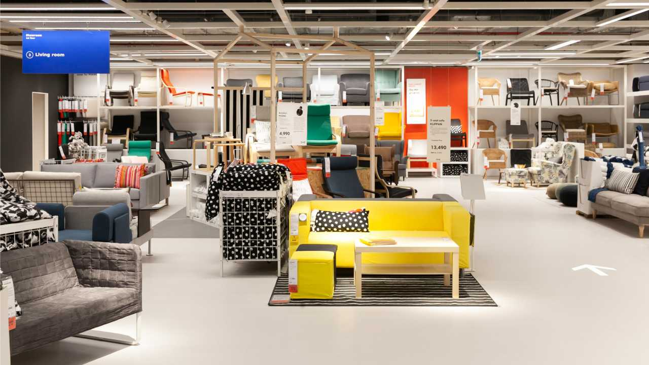 While it is the first store that the Swedish multinational has opened in the country, this is not their first time stepping on the Indian turf. According to the CEO of IKEA Group Jesper Brodin, IKEA has been sourcing from India for its global stores for more than 30 years.
