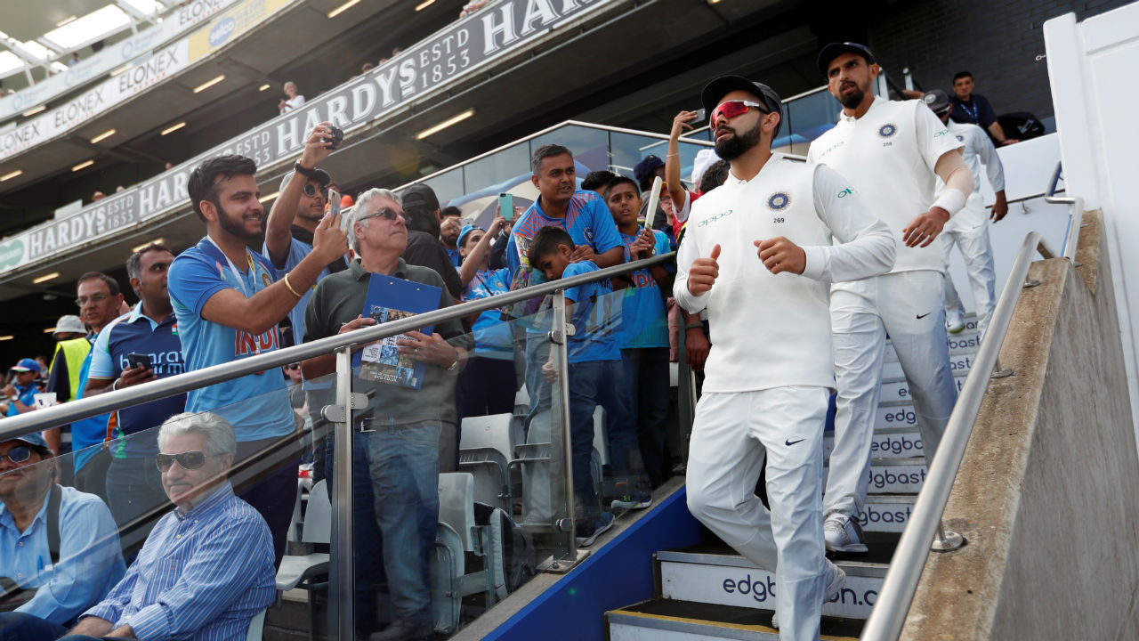 England captain Joe Root won the toss and sent India to field first. (Picture : Reuters)