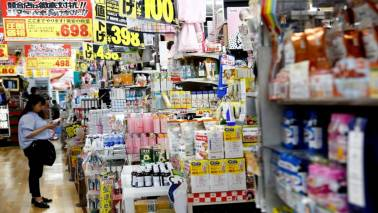 Japan retail sales growth slows, likely a drag on third-quarter GDP