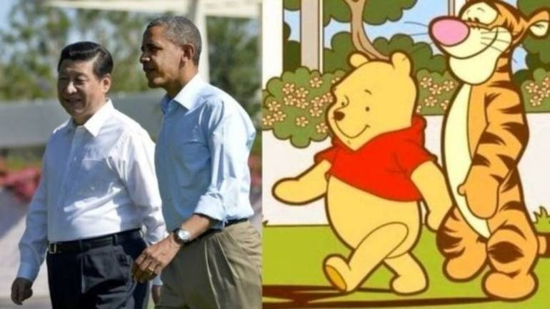 "Image result for ""Christopher Robin"" is Banned in China Because Winnie The Pooh Looks Like President Xi Jinping"