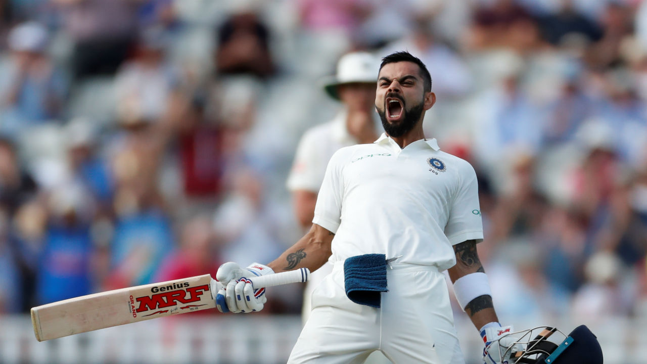 Virat Kohli (India) (C) | Kohli's clean sweep of major Individual honours in 2018 was only made sweeter by him being named as captain of both the ICC Test and ODI teams of the year. He finished the year as highest-scorer in Tests with an impressive 1322 runs from 13 Tests at 55.08. Kohli registered five centuries and an equal number of half-centuries while also twice scoring 200-plus runs in England. 2018 stats | Innings: 24 | Runs: 1322 | Average: 55.08 | Strike Rate: 54.33. (Image: Reuters)