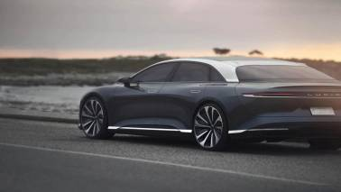 Saudi PIF in talks to invest in aspiring Tesla rival Lucid