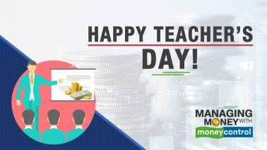 Managing Money with Moneycontrol | Teacher's Day Special | Personal finance lessons to help you create wealth