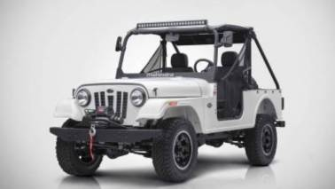 US agency to investigate Mahindra off road utility vehicle