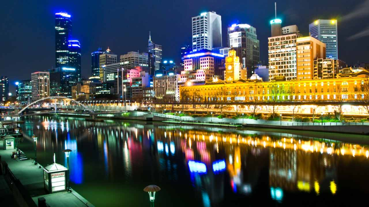 02) Melbourne, Australia | After enjoying seven years at the helm of the annual EIU list, Melbourne finally dropped to the second spot, losing out by just 0.7 percent to the most liveable city in the World in 2018. (Image: Wikimedia Commons)