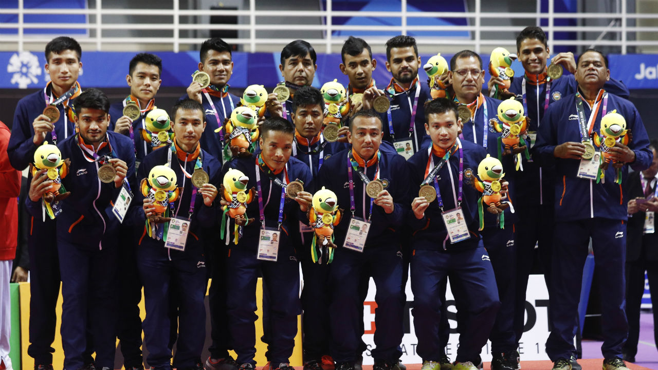 Men's Regu Team | Sepak Takraw | Bronze (Image : Reuters)