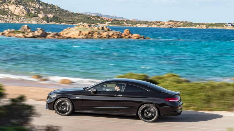 Mercedes Benz C Class Range To Be Launched In India On September 20