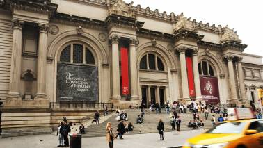 New York's Met museum to return two ancient sculptures to India