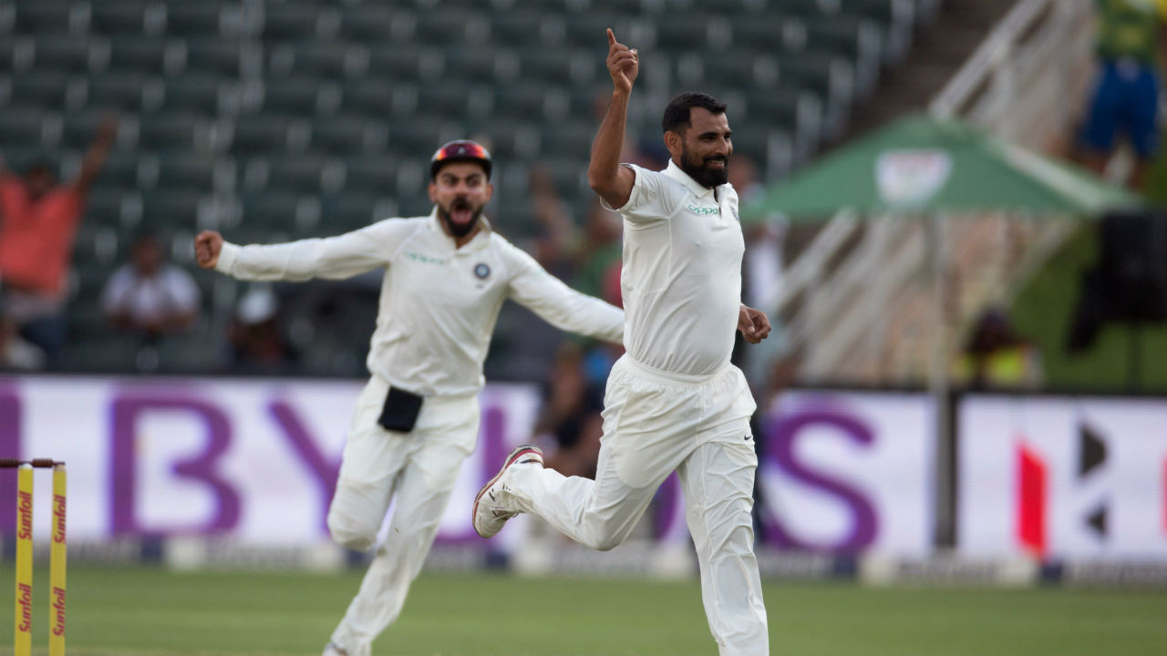 Mhd Shami | His pace will be decisive and will also be expected to bring his reverse swing into action. He will be India's first change bowler (Image: Reuters)