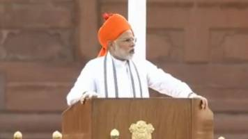 Independence Day 2018 Live: PM Modi says national healthcare scheme to be rolled out on Sept 25