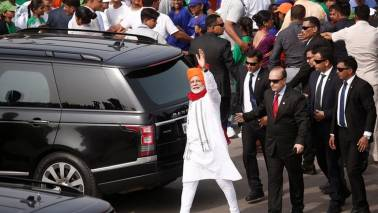 Opinion | PM's Independence Day speech is an election report card, lacks punch