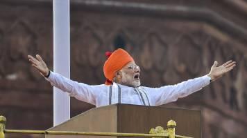 Indian economy an elephant that's starting to run, multi trillion dollar investment destination: PM Narendra Modi